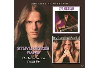 Steve Band Morse - Introduction/Stand Up - (CD)