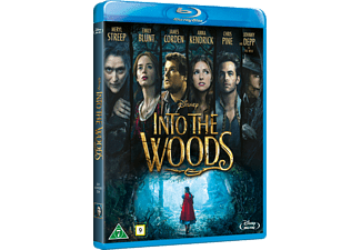 Into the Woods Äventyr Blu-ray