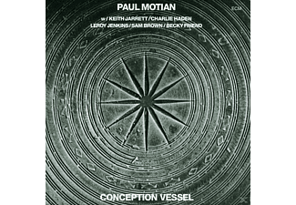 Paul Motian - Conception Vessel (Touchstones) [CD]