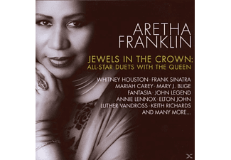 Aretha Franklin - T.B.A. - (CD)