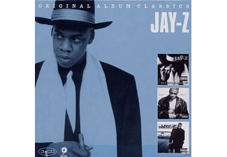Perfect Jay Z   ORIGINAL ALBUM CLASSICS [CD]