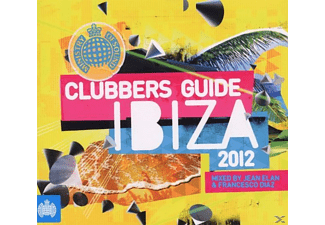 VARIOUS, Various/Elan,Jean & Diaz,Francesco (Mixed By) - Clubbers Guide Ibiza 2012 [CD]