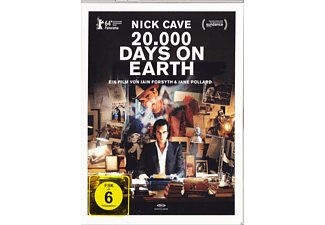 Nick Cave - 20.000 Days on Earth - (Blu-ray)