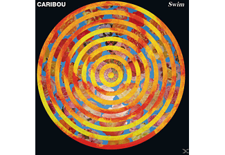 Caribou Swim Electronica/Dance CD