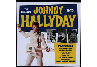 Johnny Hallyday - The Essential (Lim.Metalbox Edition) - (CD)