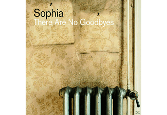 Sophia - There Are No Goodbyes - (CD)