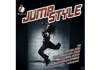 VARIOUS - WORLD OF JUMPSTYLE - (CD)