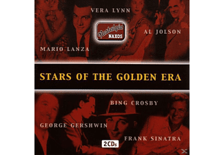 VARIOUS - Stars Of The Golden Era - (CD)