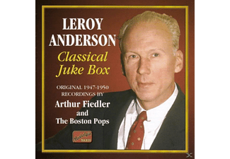 Arthur & Boston Pops Fiedler, Fiedler/Boston Pops - Classical Juke Box - (CD)