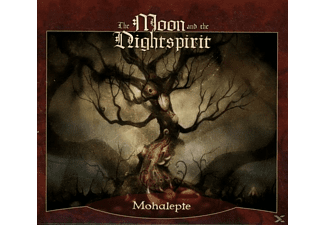 The Moon And The Nightspirit - Mohalepte (Re-Release+Bonus) (Digipak) [CD]