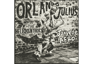 Orlando Julius With The Heliocentrics - Jaiyede Afro [CD]