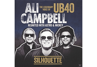 Ali Campbell - Silhouette (The Legendary Voice Of Ub40) - (Vinyl)