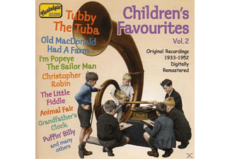 VARIOUS - Children's Favourites Vol.2 - (CD)