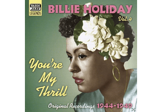 Billie Holiday - You're My Thrill - (CD)