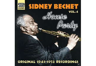 Sidney Bechet - House Party - (CD)