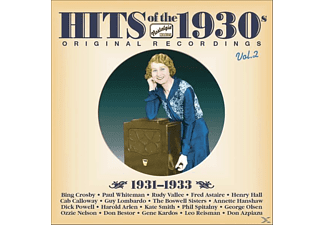 VARIOUS - Hits Of The 1930s Vol.2 [CD]