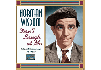 Norman Wisdom - Don't Laugh At Me - (CD)