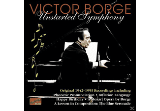 Victor Borge - Unstarted Symphony - (CD)