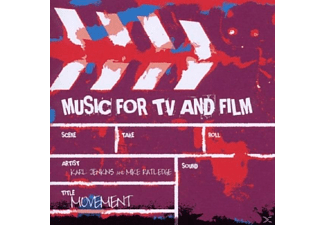 Karl Jenkins, Jenkins, Karl & Ratledge, Mike - MOVEMENT - MUSIC FOR TV AND FILM [CD]