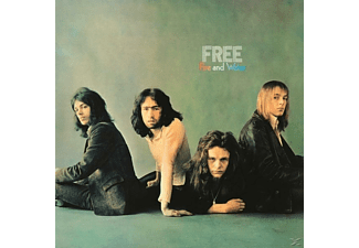 Free - Fire And Water - (Vinyl)