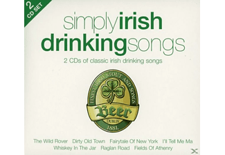 VARIOUS - Simply Irish Drinking Songs (2cd) - (CD)