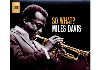 Miles Davis - So What? - Essential Collection (CD)
