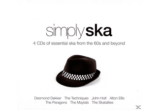 VARIOUS - Simply Ska [CD]