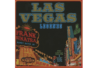 VARIOUS - Las Vegas Legends (Lim.Metalbox Ed.) [CD]