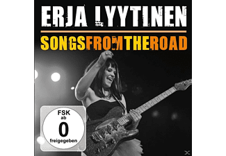 Erja Lyytinen - Songs From The Road - (CD + DVD Video)