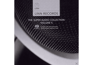VARIOUS - The Super Audio Collection Volume 5 Sampler - (CD)