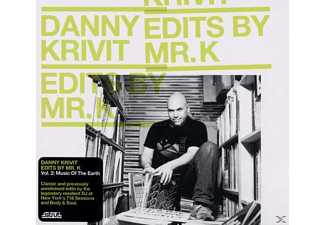 Danny Krivit - Edits By Mr K 2: Music Of The Earth - (CD)