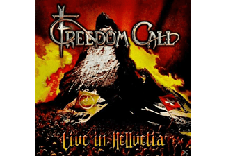 Freedom Call - Live In Hellvetia - (CD)