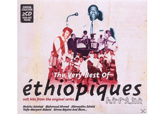 Ethiopiques - The Very Best of Ethiopiques (CD)