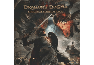 OST/VARIOUS - Dragon's Dogma (Ost) - (CD)