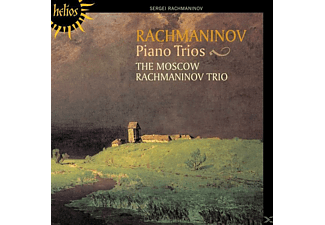 The Moscow Rachmaninov Trio - Rachmaninov: Piano Trios - (CD)