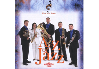 Fine Arts Brass Ensemble - A To Z Of Jazz - (CD)