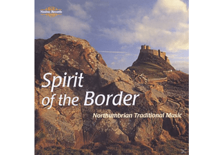 The Northumbrian Smallpipes - Spirit Of The Border - (CD)