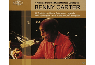 Benny & Other Artists Carter - All That Jazz,Legends,Live at t - (CD)