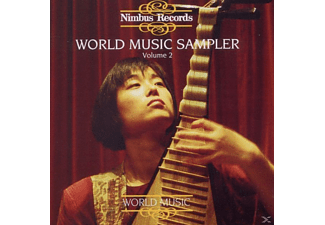 VARIOUS - World Music Sampler-Vol.2 - (CD)