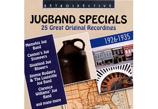 Jugband Specials - Original Artists - (CD)