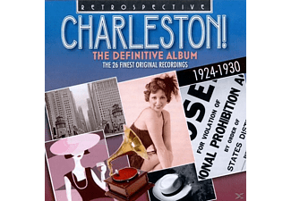 VARIOUS - Charleston! The Definitive Album - (CD)