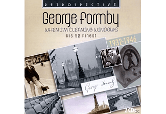 George Formby - When I'm Cleaning Windows - (CD)