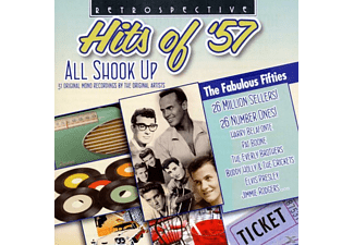VARIOUS - Hits of '57 - (CD)