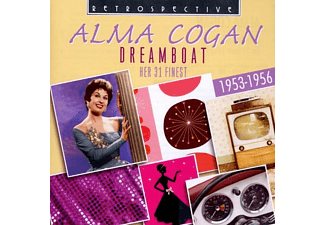 Alma Cogan - Dreamboat [CD]