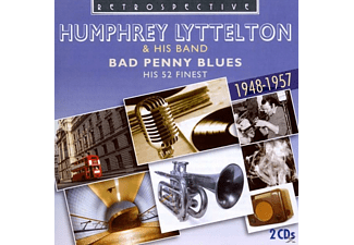 Humphrey Lyttelton, Mel Jazz Orchestra Lewis - Bad Penny Blues - (CD)