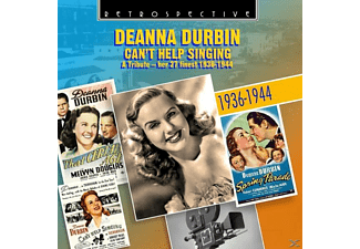 Deanna Durbin - Can't Help Singing-A Tribute- - (CD)