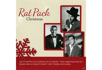 Pat Pack-Frank Sinatra,Sammy Davis jr.,D.Martin - Rat Pack Christmas - (CD)