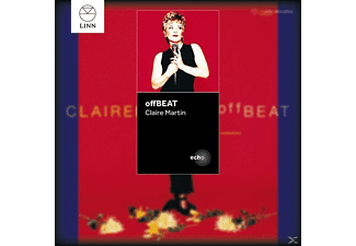 Claire Martin - offBEAT - (CD)