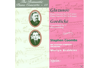 Stephen/brabbins/bbcs Coombs - Romantic Piano Concerto Vol.13 - (CD)