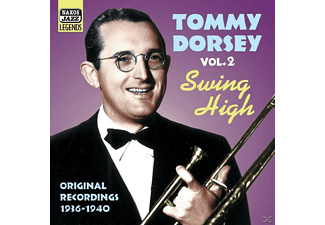 Tommy Dorsey - Swing High - (CD)
